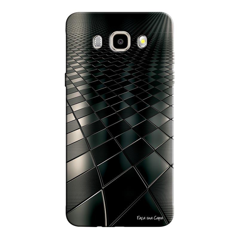Capa Personalizada para Samsung Galaxy J7 2016 Hightech - HG02