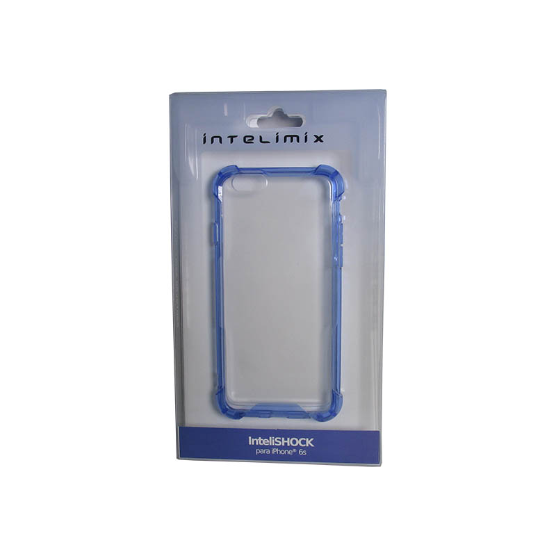 Capa Intelimix Intelishock Apple iPhone 6 6S - Azul