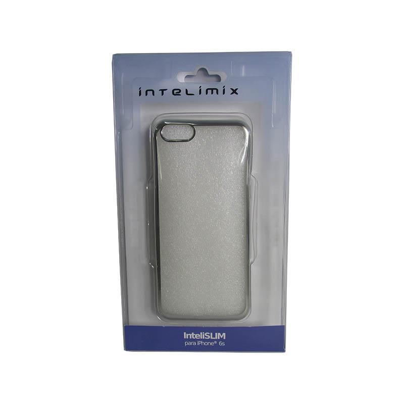 Capa Intelimix Intelislim Apple iPhone 6 6S - Prata