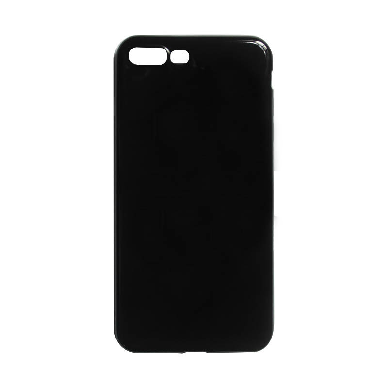 Capa TPU Grafite Apple iPhone 7 Plus