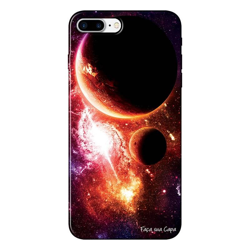 Capa Personalizada para Iphone 7 Plus Universo - AT29