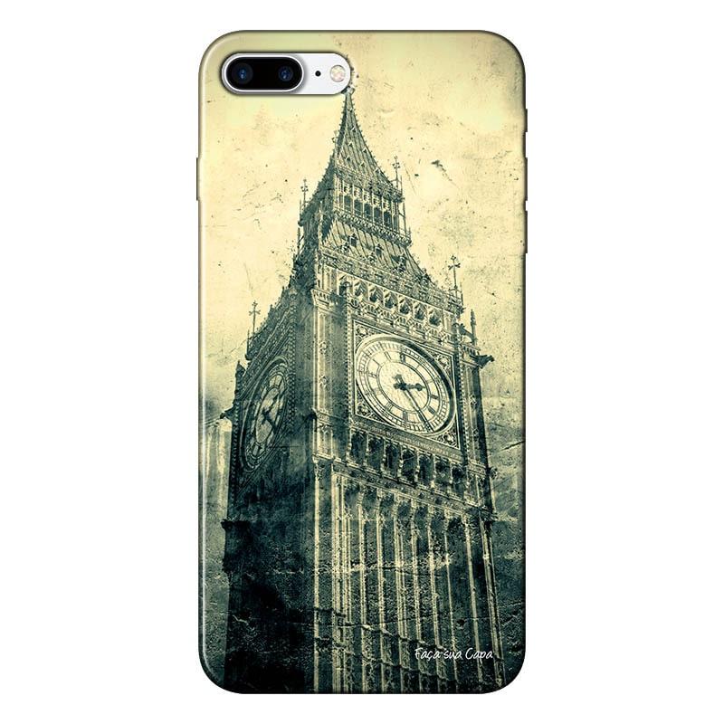 Capa Personalizada para Iphone 7 Plus Londres - CD18