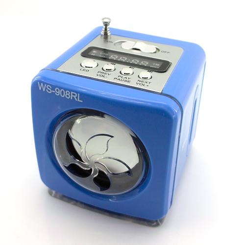 Caixa De Som Mini - Azul