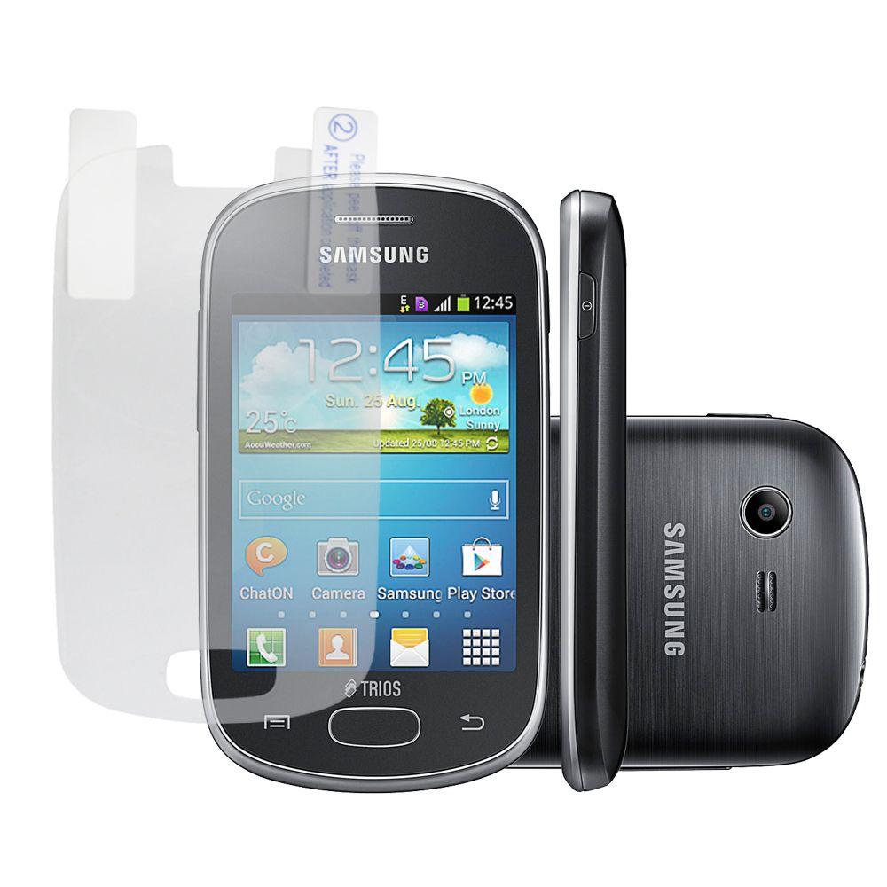 Película Protetora para Samsung Galaxy Star Trios S5283 - Fosca