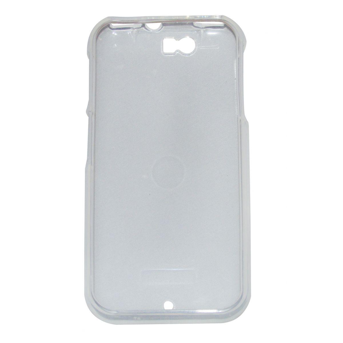 Capa TPU Transparente Motorola Moto Iron Rock XT626