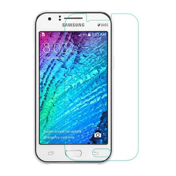 Película Protetora para Samsung Galaxy J1 J100F - Transparente