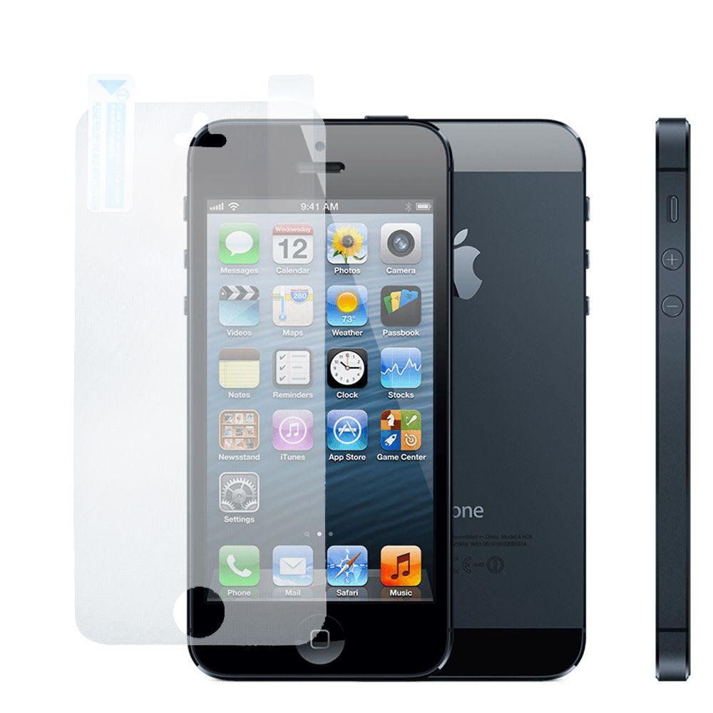 Película Protetora para Apple Iphone 5 - Transparente