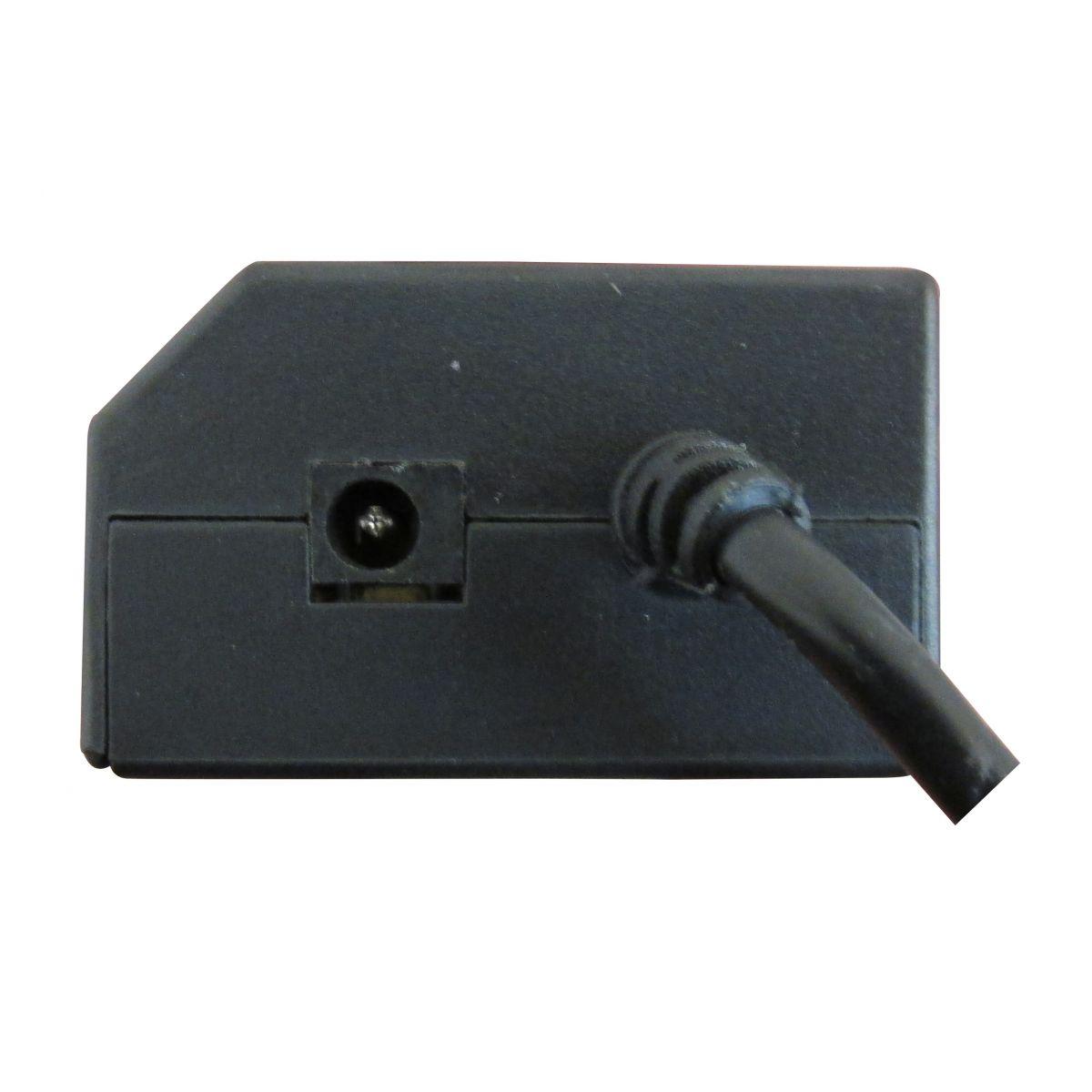 Hub Usb 4 Portas Extensor Hi-speed 480 Mbps Usb 2.0 - Preto