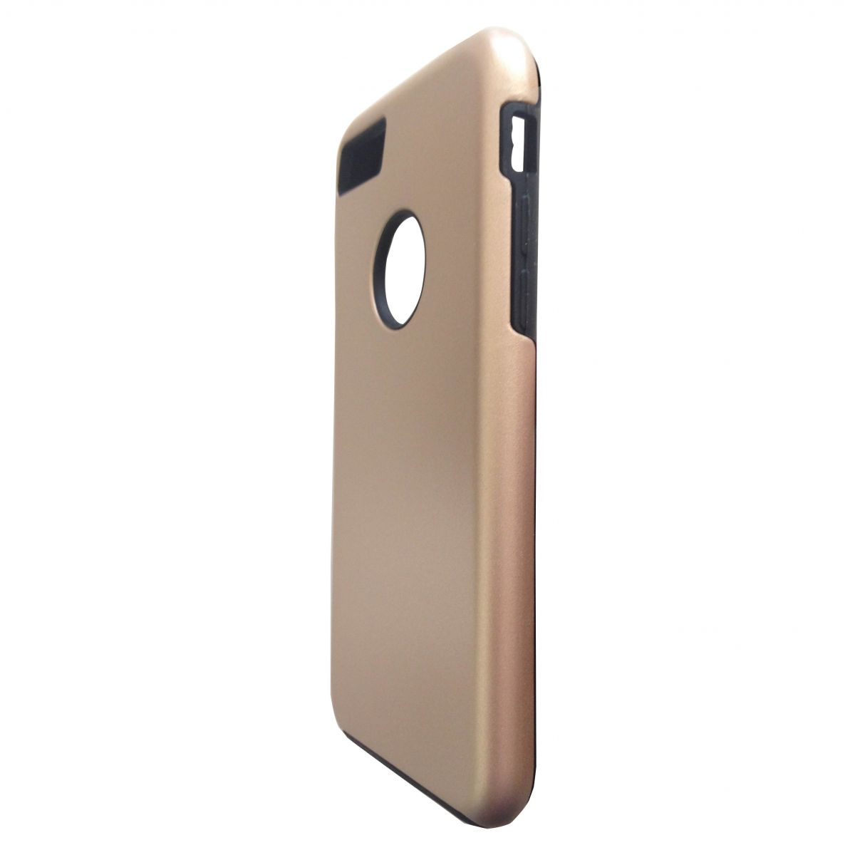 Capa Dual Armour Anti-Impacto Ikase Apple iPhone 7 - Dourada