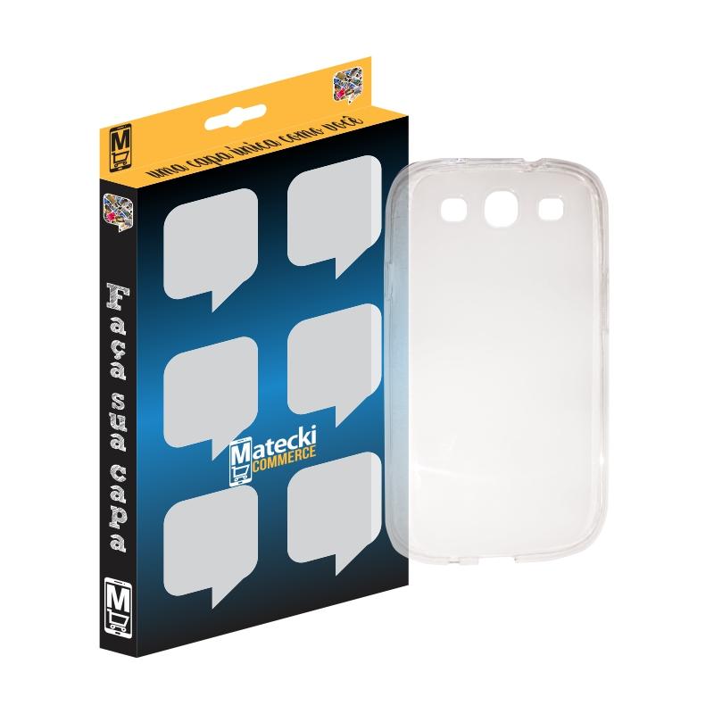 Capa TPU Transparente Samsung S3 I9300