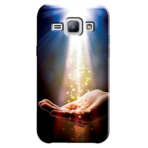 Capa Personalizada para Samsung Galaxy J1 J100 - RE09