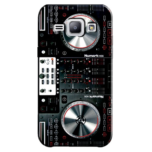 Capa Personalizada para Samsung Galaxy J1 J100 - TX55