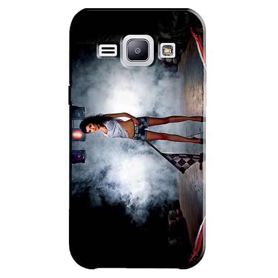 Capa Personalizada para Samsung Galaxy J1 J100 - VL07