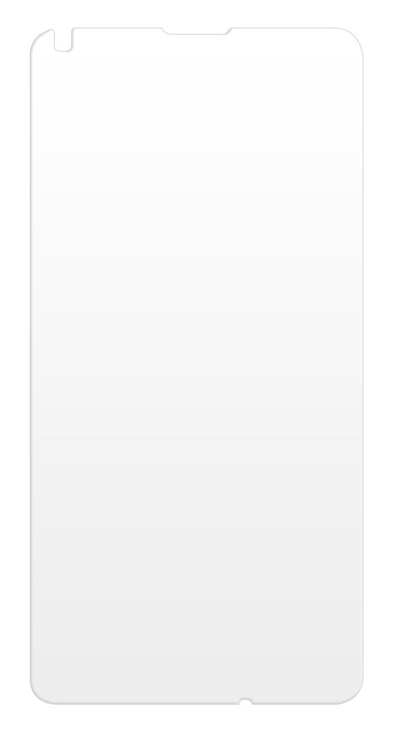 Película Protetora para Microsoft Lumia 640 - Transparente