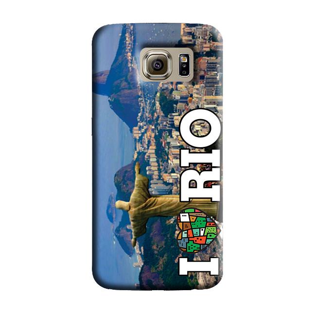 Capa Personalizada para Samsung Galaxy S6 G920 - CD10