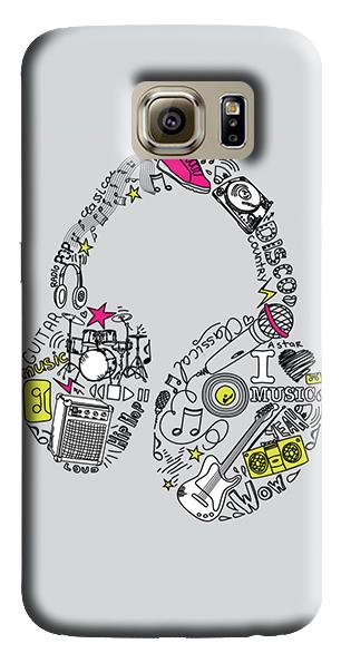 Capa Personalizada para Samsung Galaxy S6 G920 - MU01