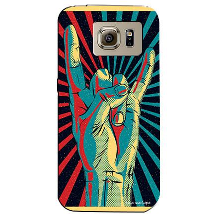 Capa Personalizada para Samsung Galaxy S6 G920 - MU35