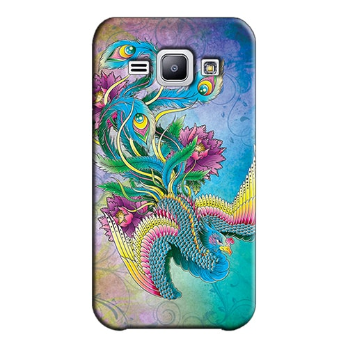 Capa Personalizada para Samsung Galaxy J1 J100 - AT49