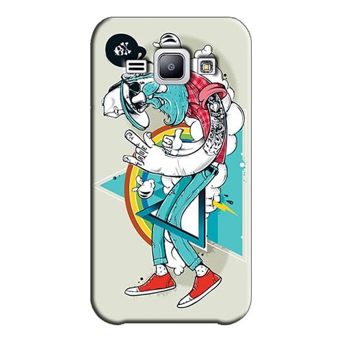 Capa Personalizada para Samsung Galaxy J1 J100 - AT52