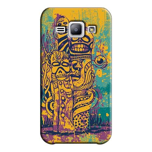 Capa Personalizada para Samsung Galaxy J1 J100 - AT68