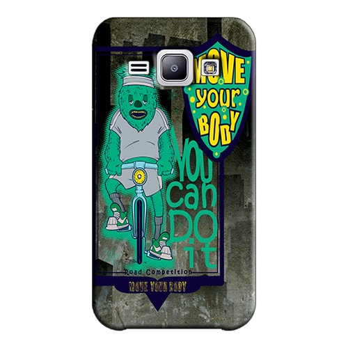 Capa Personalizada para Samsung Galaxy J1 J100 - EP20