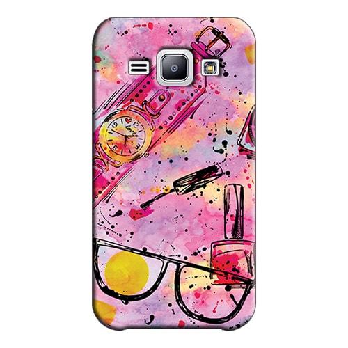 Capa Personalizada para Samsung Galaxy J1 J100 - GR14