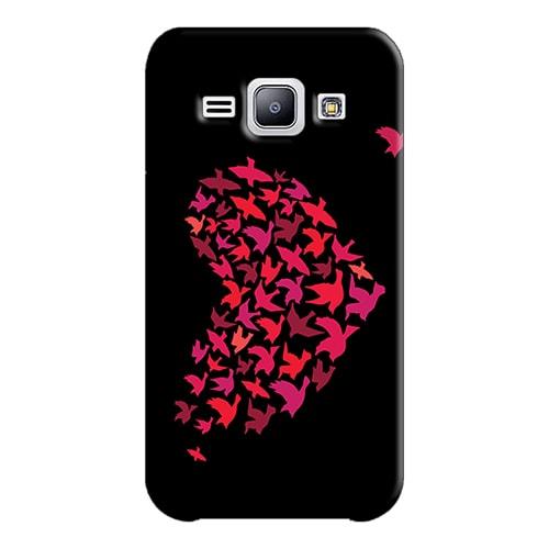 Capa Personalizada para Samsung Galaxy J1 J100 - PE17