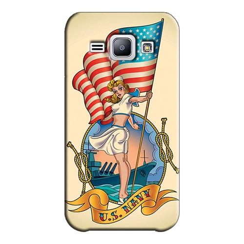 Capa Personalizada para Samsung Galaxy J1 J100 - VT12