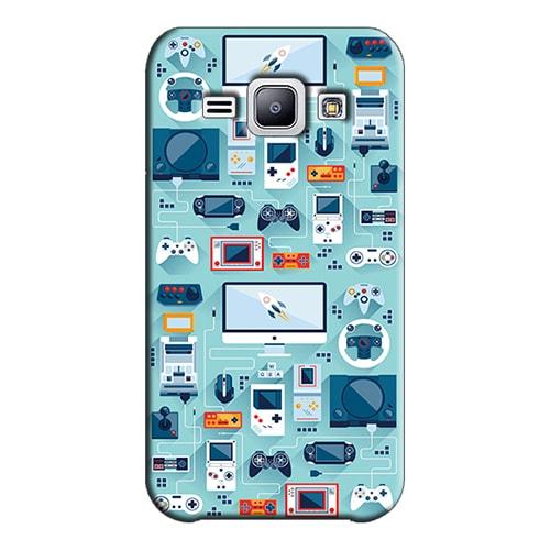 Capa Personalizada para Samsung Galaxy J1 J100 - VT13