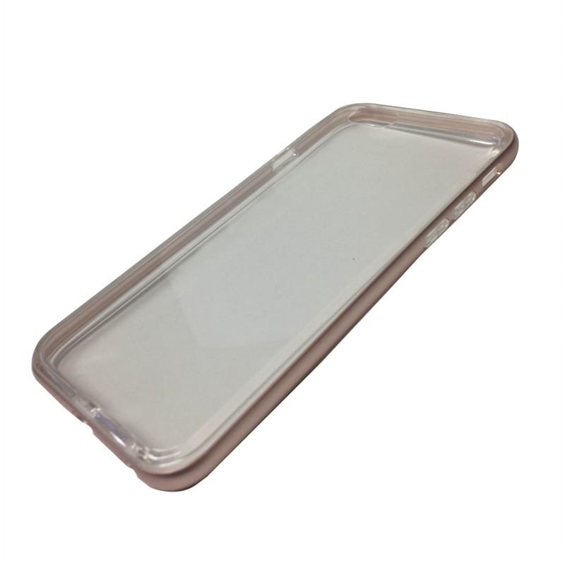 Capa Bumper Armour Anti-Impacto para iPhone 6/6s - Rose