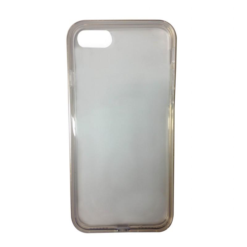 Capa Bumper Armour Anti-Impacto para iPhone 7 - Dourada