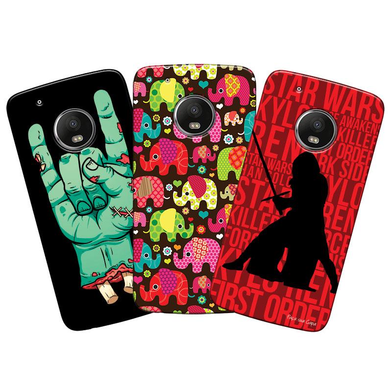 Capa Personalizada para Motorola Moto G5 Plus