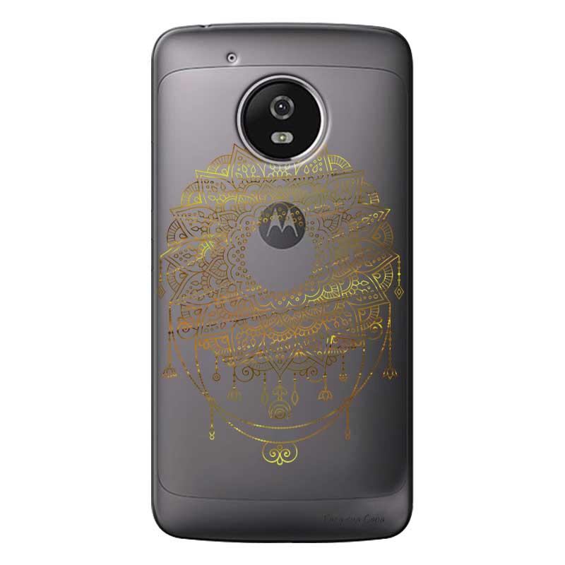 Capa Personalizada para Motorola Moto G5 XT1676 Mandala - TP306