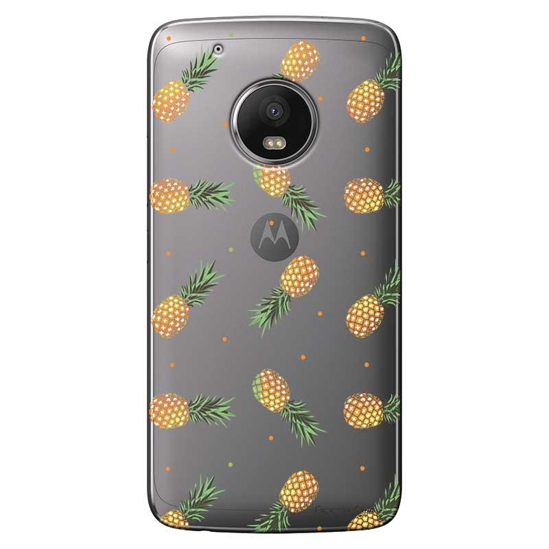 Capa Personalizada para Motorola Moto G5 Plus XT1683 Abacaxis - TP320