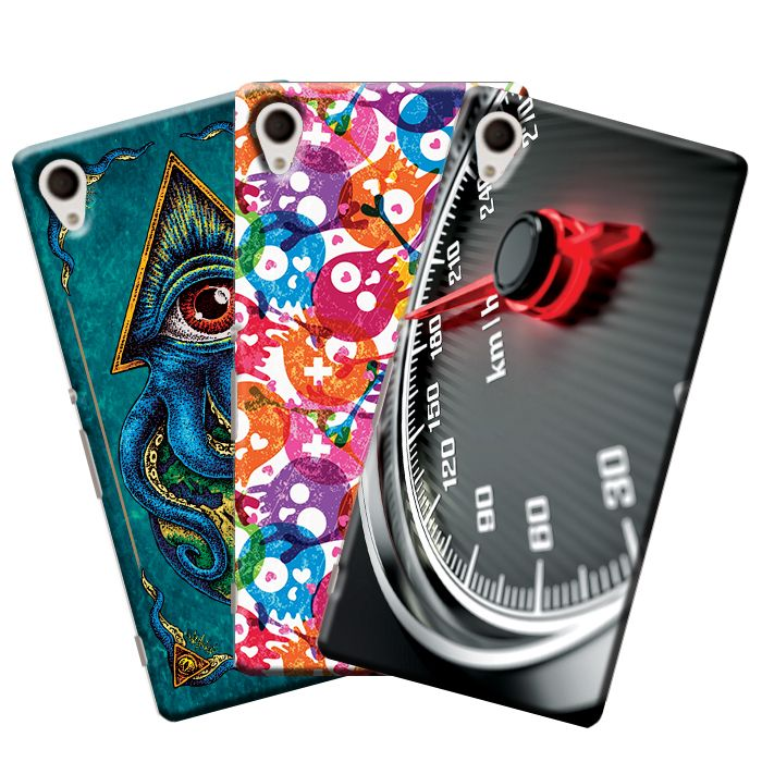 Capa Personalizada para Sony Xperia M4