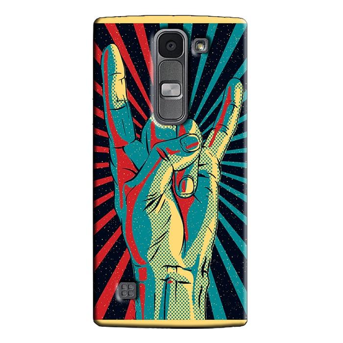 Capa Personalizada para LG Spirit H420 - MU35