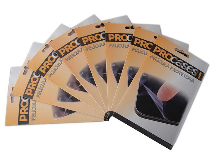 Pelicula Protetora para GPS de 5 Polegadas - Fosca Anti Reflexo