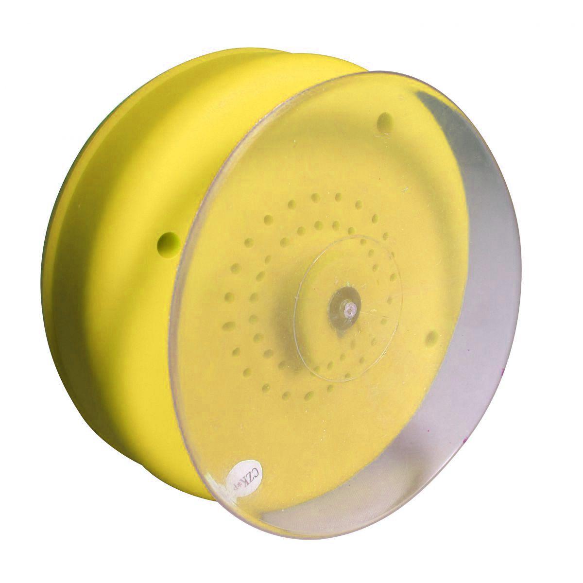 Alto Falante Bluetooth a Prova D´água para Celular Tablet Iphone - Shower Speaker Amarela