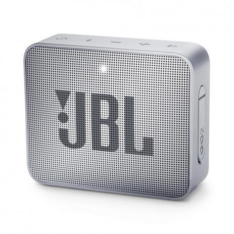 Caixa de Som JBL GO2 - Cinza
