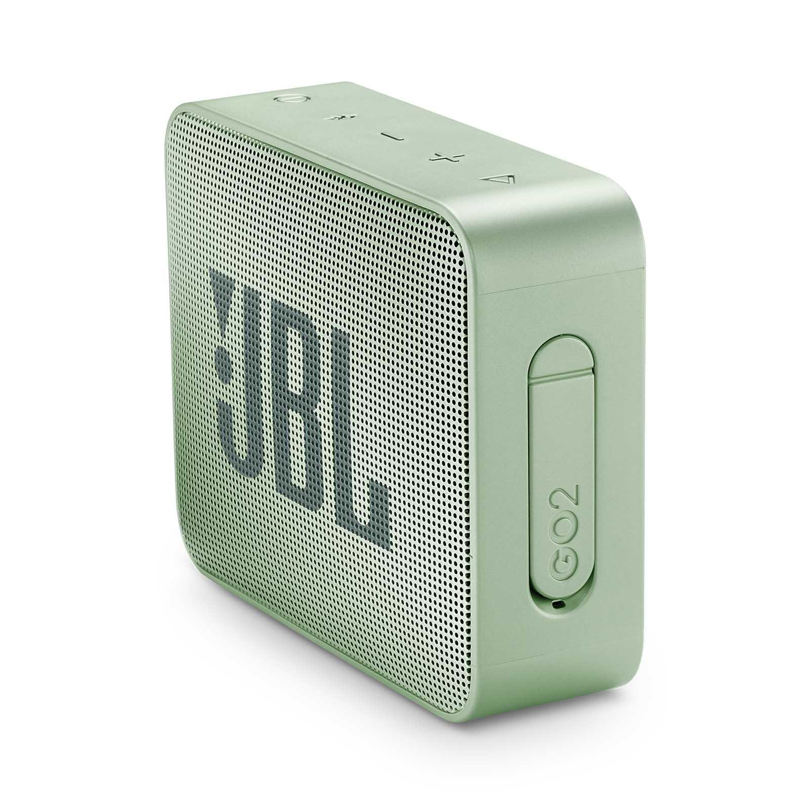 Caixa de Som JBL GO2 - Verde