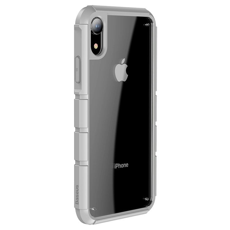 Capa Anti-Impacto Apple iPhone XR Baseus - Preto
