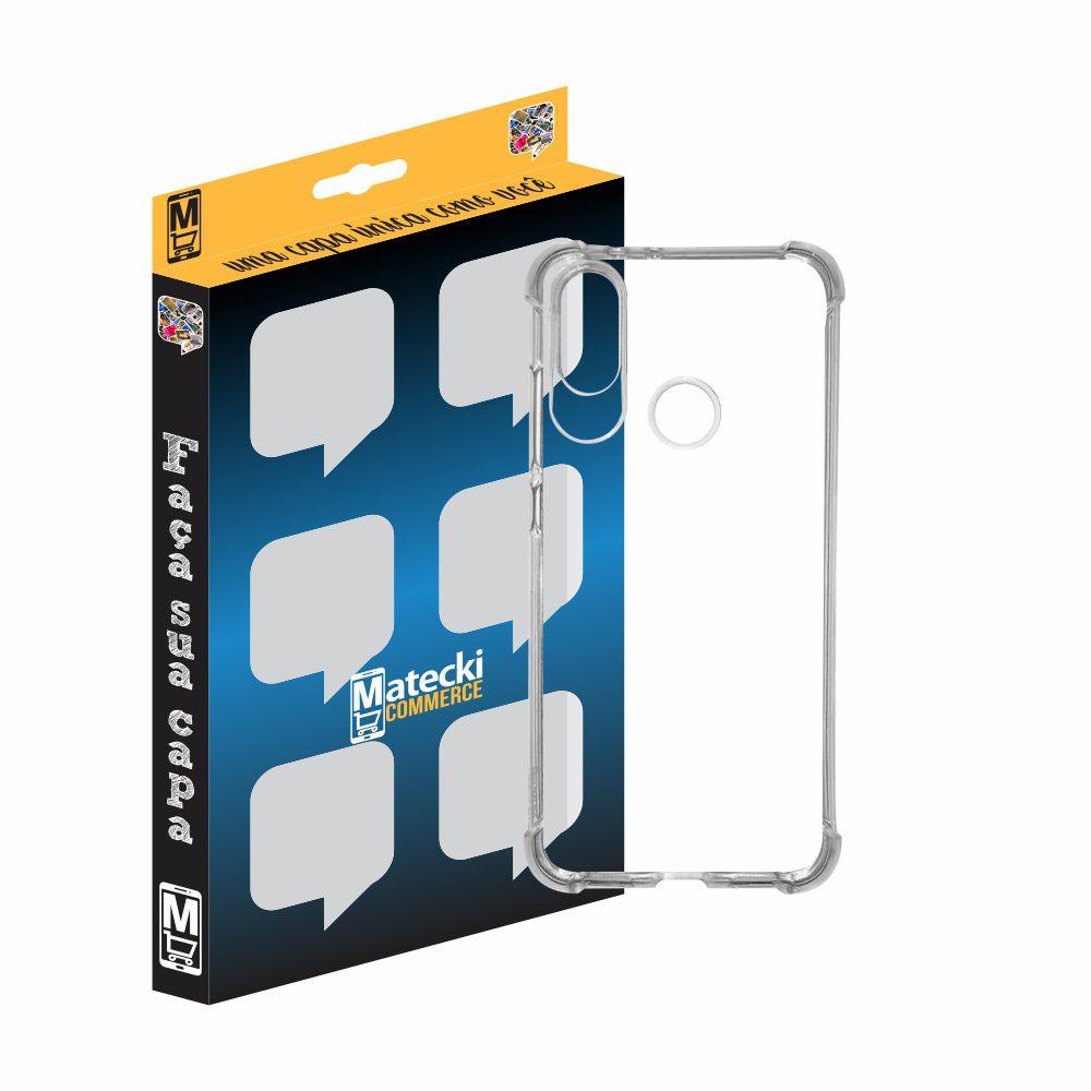 Capa Anti-Impacto Transparente para Xiaomi Mi A2