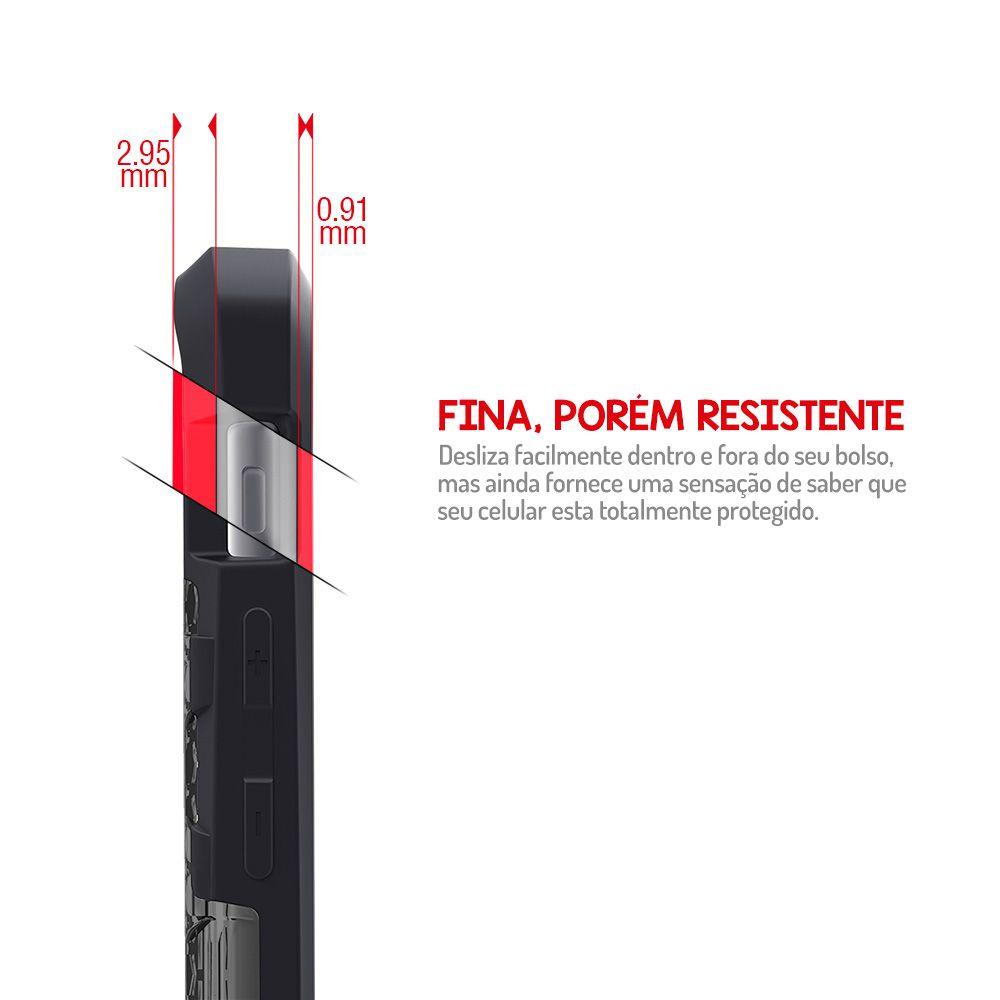 Capa Armor Plus Itskins Apple iPhone 7/8 - Grafite