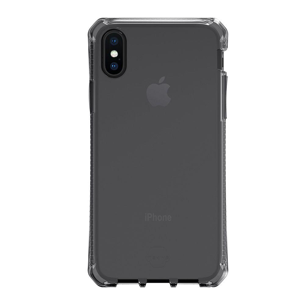 Capa Antishock Gel Itskins Apple iPhone X - Grafite