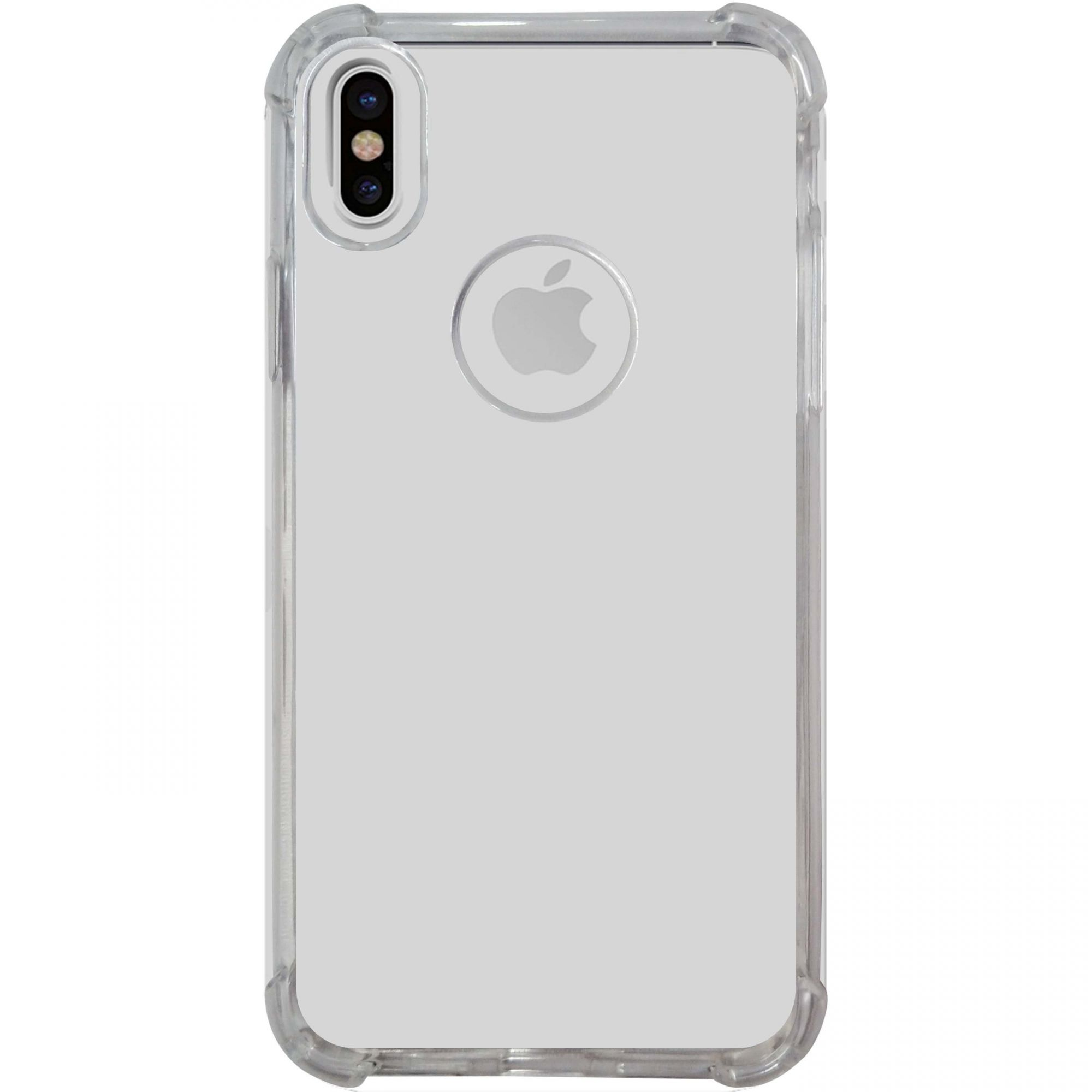 Capa TPU Anti Impacto Transparente Apple iPhone X