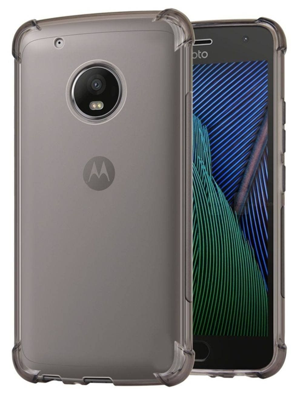 Capa TPU Anti Impacto Transparente Motorola Moto G6