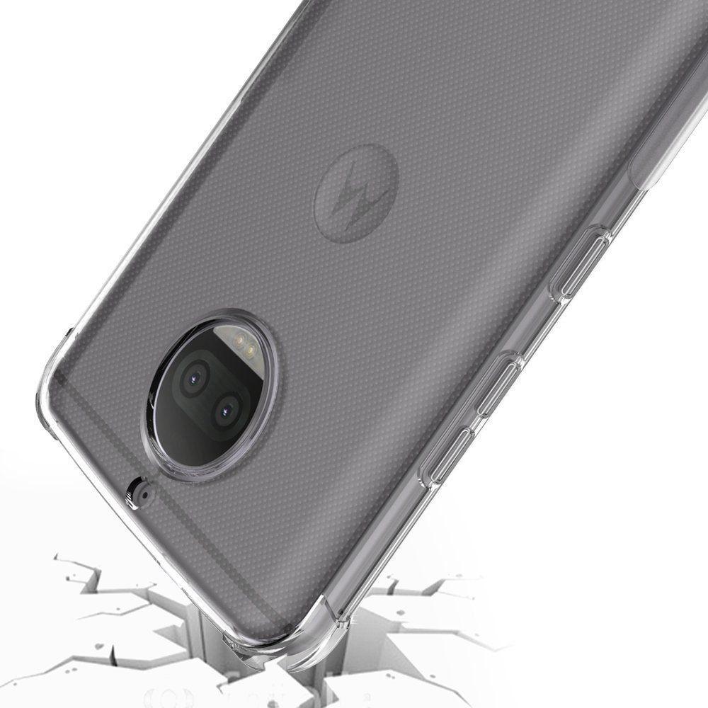 Capa TPU Anti Impacto Transparente Motorola Moto G6 Plus