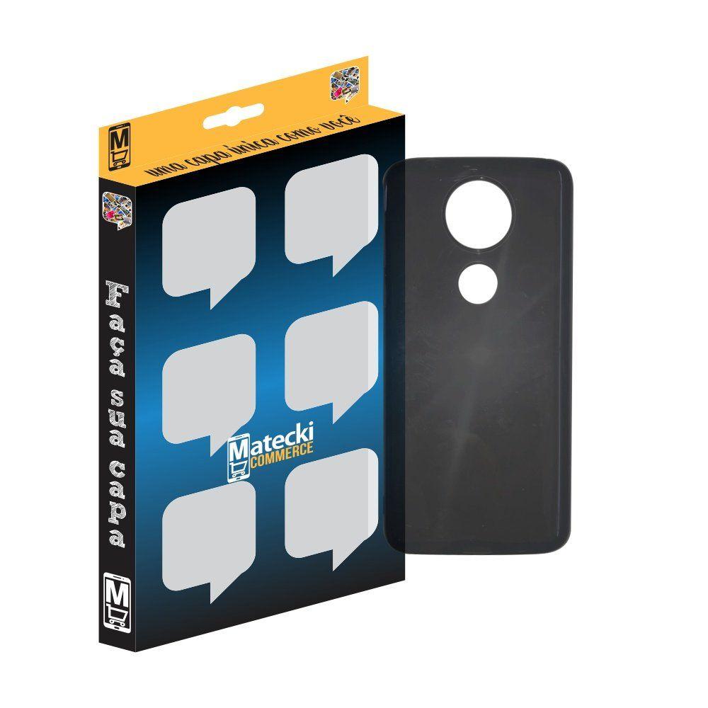 Capa de Celular Grafite para Motorola Moto E5 Plus