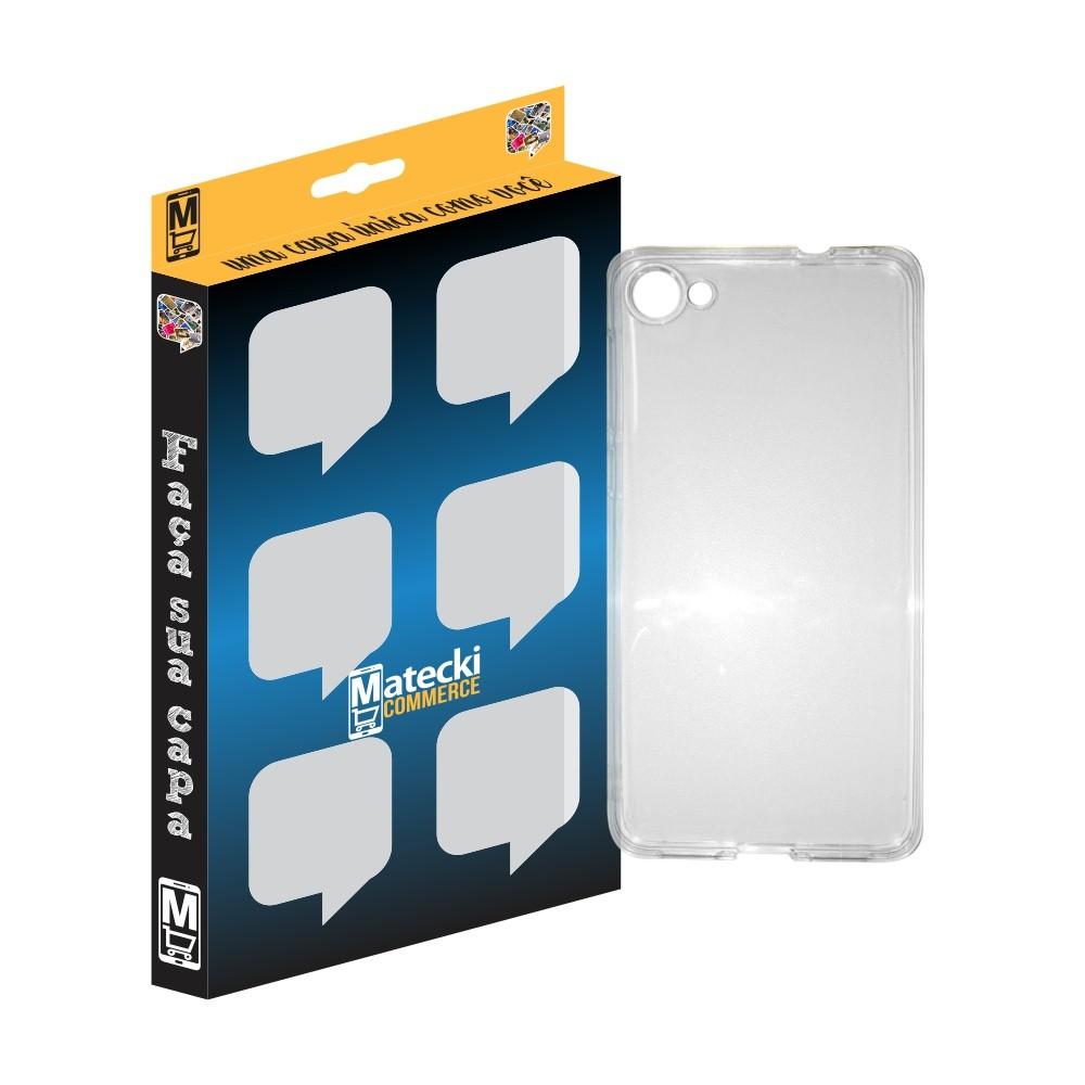 Capa TPU Transparente Alcatel A5 Led
