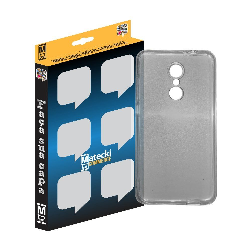 Capa TPU Transparente Alcatel A7